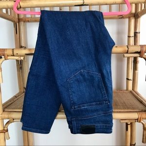 Paige Margot Crop Jeans Size 28